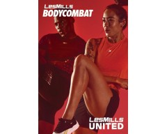 [Hot Sale]Les Mills Q3 2020 BODY COMBAT 85 United releases New Release DVD, CD & Notes