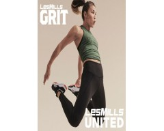 [Hot sale]Les Mills Q3 2020 GRIT Cardio United releases DVD, CD & Notes