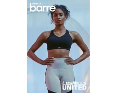 [Hot sale]Les Mills Q3 2020 Routines Barre United releases DVD, CD & Notes