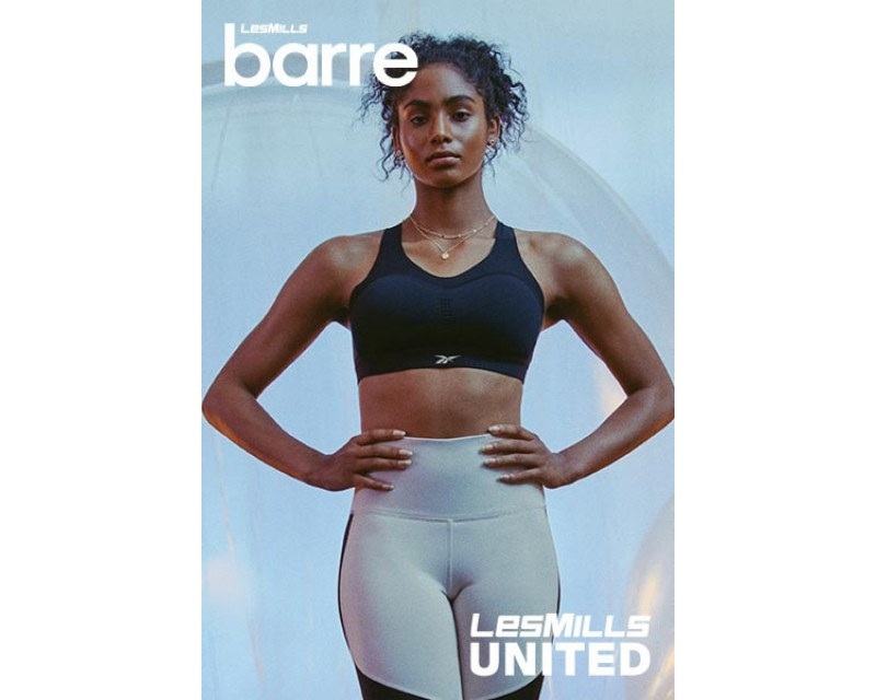 [Hot sale]Les Mills Q3 2020 Routines Barre United releases New Release DVD, CD & Notes