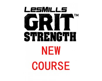 [Pre Sale]Les Mills GRIT Strength 32 New Release ST32 DVD, CD & Note
