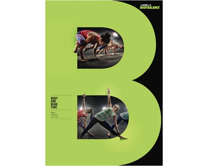[Pre Sale]LesMills Q1 2021 Routines BODY BALANCE FLOW 91 releases New Release DVD, CD & Notes