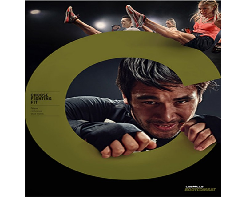 [Pre Sale]Les Mills Q1 2021 BODY COMBAT 86 releases New Release DVD, CD & Notes