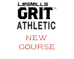 [Pre Sale]Les Mills Q1 2021 GRIT ATHLETIC 35 releases New Release AT35 DVD, CD & Notes