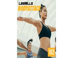 [Hot Sale]2018 Q3 Routines BODY ATTACK 102 HD DVD + CD + waveform graph