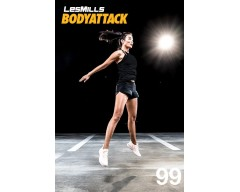 2018 Q1 Routines BODY ATTACK 99 HD DVD + CD + waveform graph