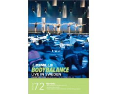 BODY BALANCE 72 HD DVD + CD + waveform graph