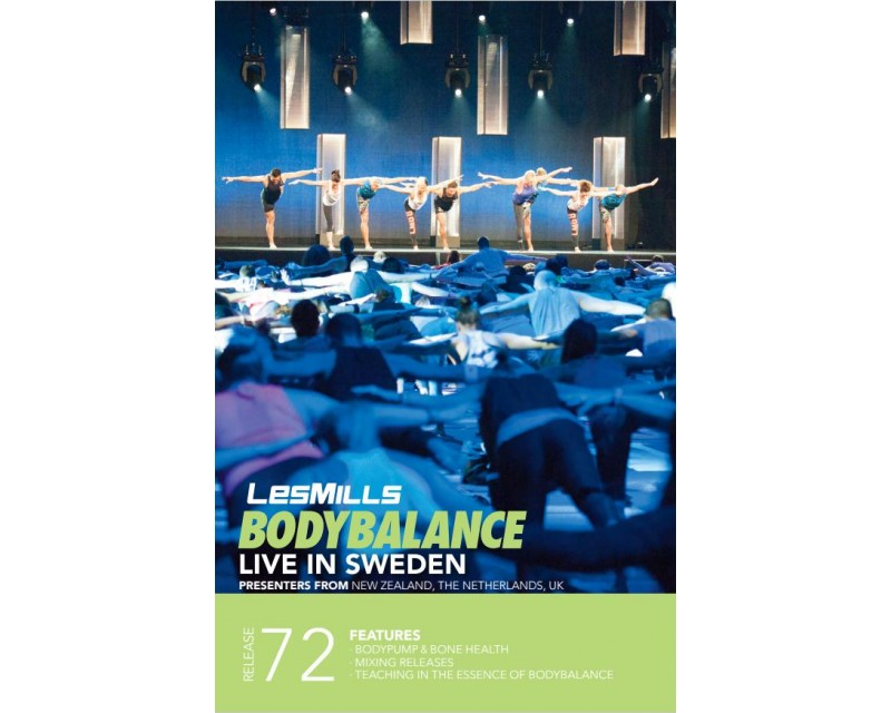 body balance dvd