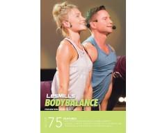 Les Mills BODYBALANCE 75 DVD, CD, Notes BODY BALANCE