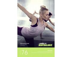 Les Mills BODYBALANCE 76 DVD, CD, Notes BODY BALANCE