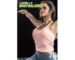 Les Mills BODYBALANCE 78 DVD, CD, Notes BODY BALANCE