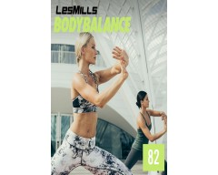 LesMills Routines BODY BALANCE 82 Release BODY FLOW 82 DVD, CD & Notes