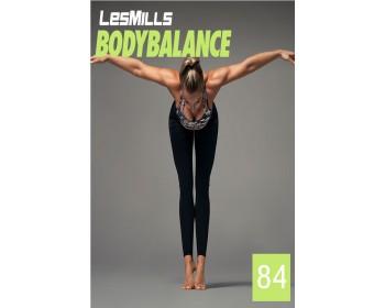 2019 Q1 Routines BODY BALANCE 84 HD DVD + CD + waveform graph