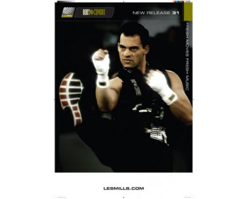 BODY COMBAT 31 HD DVD + CD