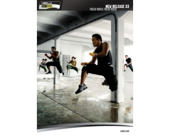 BODY COMBAT 33 HD DVD + CD