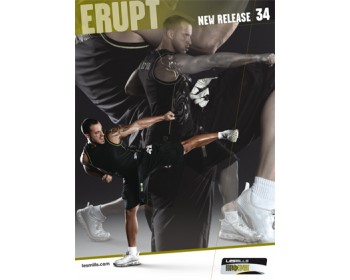 BODY COMBAT 34 HD DVD + CD