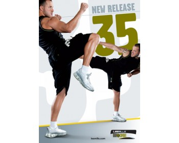 BODY COMBAT 35 HD DVD + CD