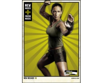 BODY COMBAT 38 HD DVD + CD