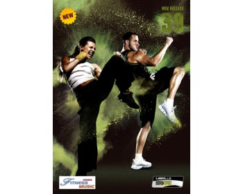 BODY COMBAT 39 HD DVD + CD