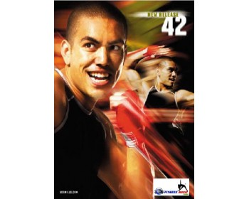 BODY COMBAT 42 HD DVD + CD + waveform graph