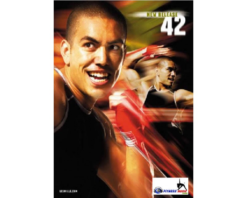 BODY COMBAT 42 HD DVD + CD + waveform graph