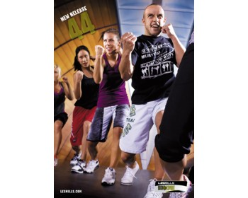 BODY JAM 44 DVD + CD