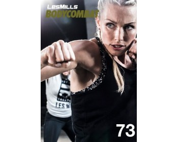 BODY COMBAT 73 HD DVD + CD + waveform graph