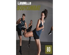 [Hot Sale]2019 Q2 Routines BODY COMBAT 80 DVD + CD + waveform graph