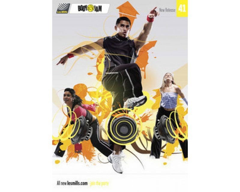 BODY JAM 41 HD DVD + CD