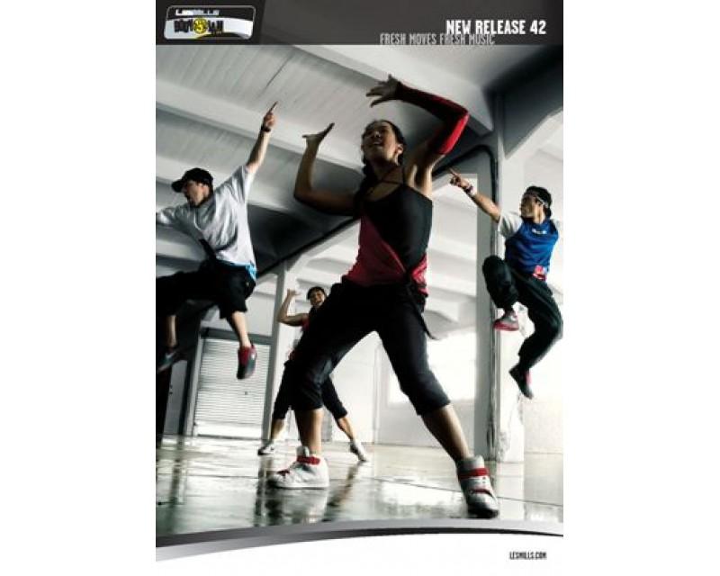 BODY JAM 42 DVD + CD