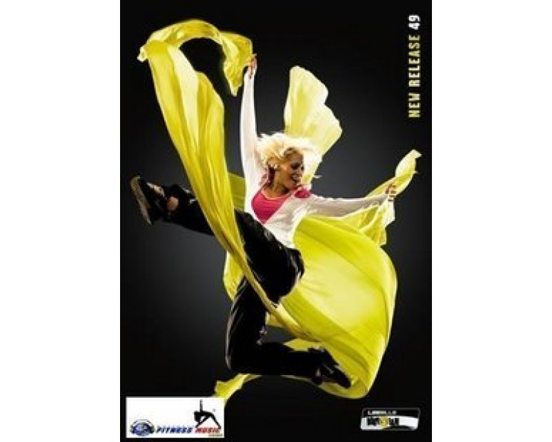 BODY JAM 49 HD DVD + CD