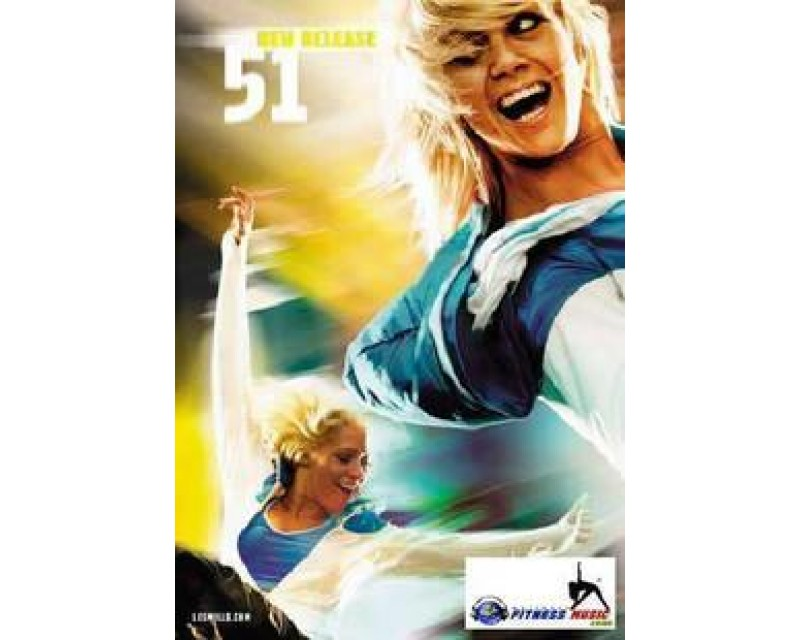 BODY JAM 51 HD DVD + CD + waveform graph