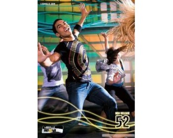 BODY JAM 52 HD DVD + CD + waveform graph