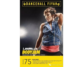 BODY JAM 75 HD DVD + CD + waveform graph