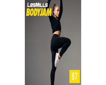 2018 Q4 Routines BODY JAM 87 HD DVD+CD+NOTES
