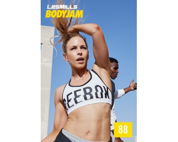 [Hot Sale]2019 Q1 Routines BODY JAM 88 HD DVD+CD+ NOTES