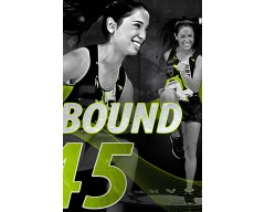 [Hot Sale]2018 Course Radical Fitness U BOUND 45(DVD+CD)