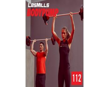 [Hot Sale]2019 Q4 LesMills Routines BODY PUMP 112 DVD + CD + waveform graph