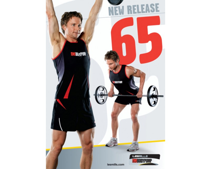 BODY PUMP 65 HD DVD + CD