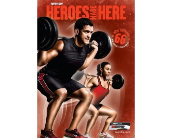 BODY PUMP 66 HD DVD + CD