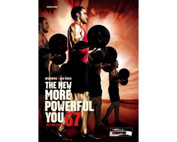 BODY PUMP 67 HD DVD + CD