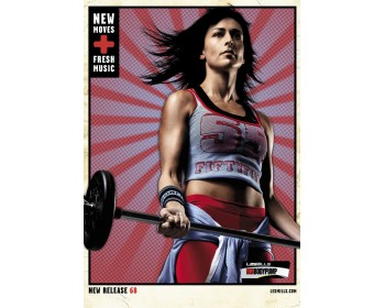 BODY PUMP 68 HD DVD + CD