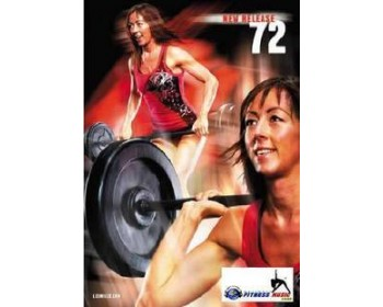 BODY PUMP 72 HD DVD + CD + waveform graph