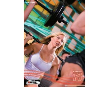 BODY PUMP 73 HD DVD + CD + waveform graph