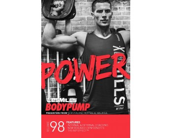 BODY PUMP 98 HD DVD + CD + waveform graph