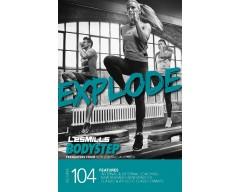 BODY STEP 104 HD DVD + CD + waveform graph