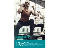 BODY STEP 105 HD DVD + CD + waveform graph