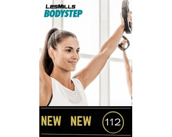 2018 Q2 Routines BODY STEP 112 HD DVD + CD + waveform graph