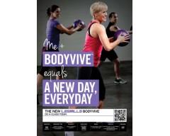 BODY VIVE 22 HD DVD + CD + waveform graph