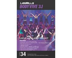 BODY VIVE 34 HD DVD + CD + waveform graph